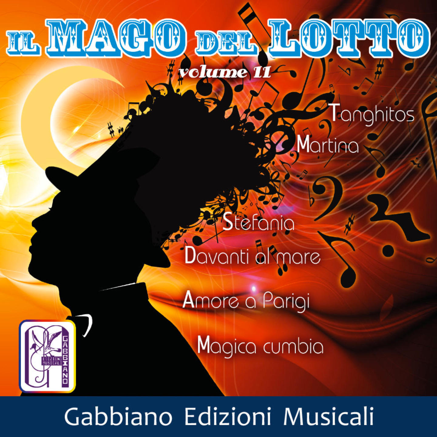 GBN011CD/CL - Il mago del lotto - Volume 11