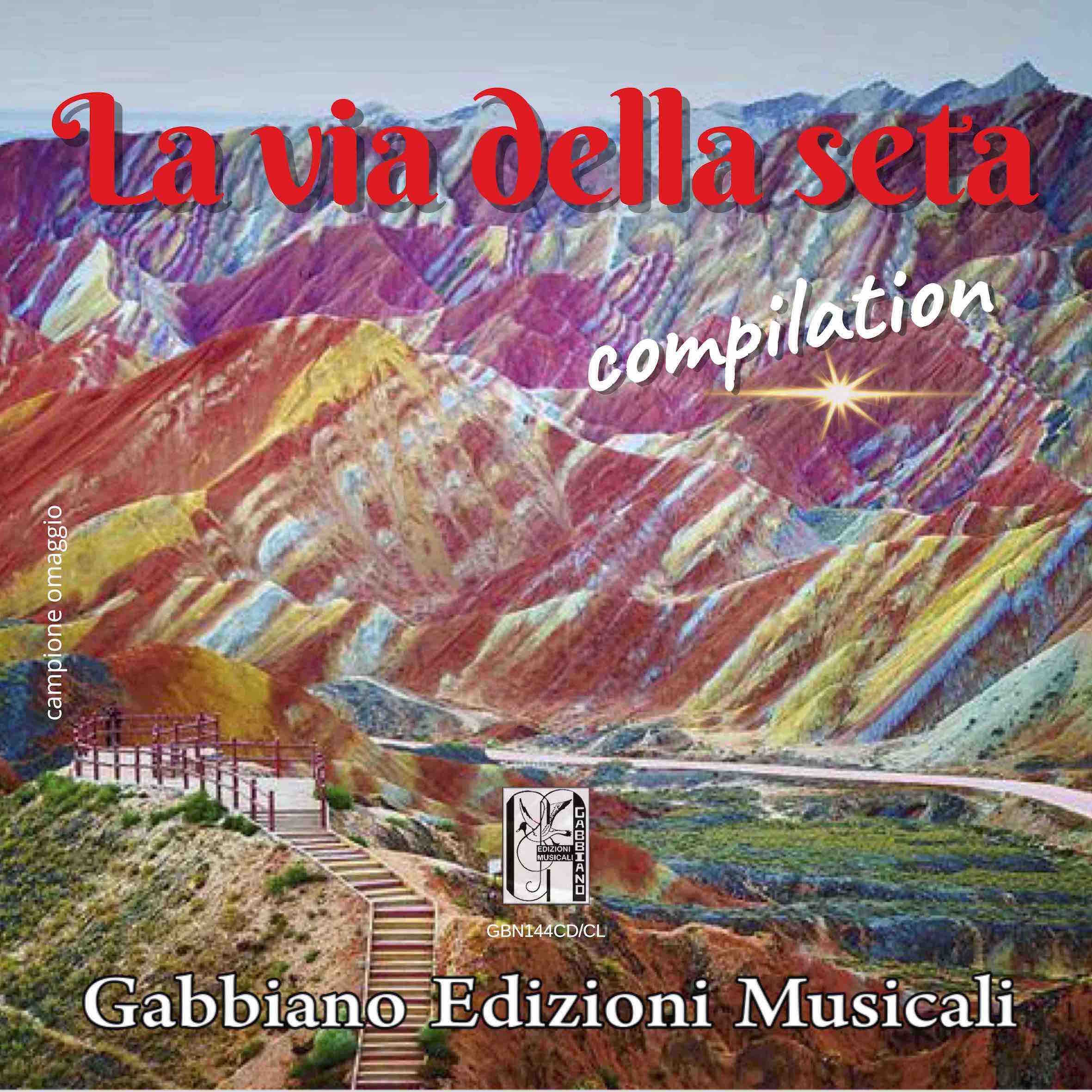 GBN144CD/CL - LA VIA DELLA SETA (compilation) - Volume 44