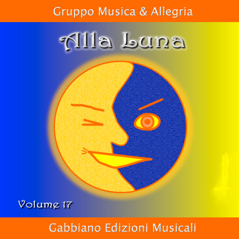 GBN117CD/C - Alla luna - Volume 17