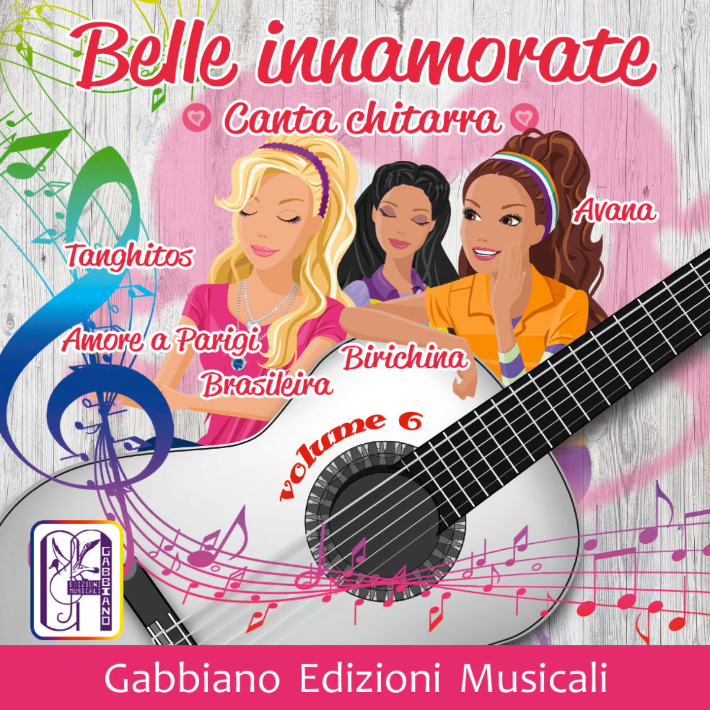 GBN006CD/CL - Belle innamorate - Volume 006