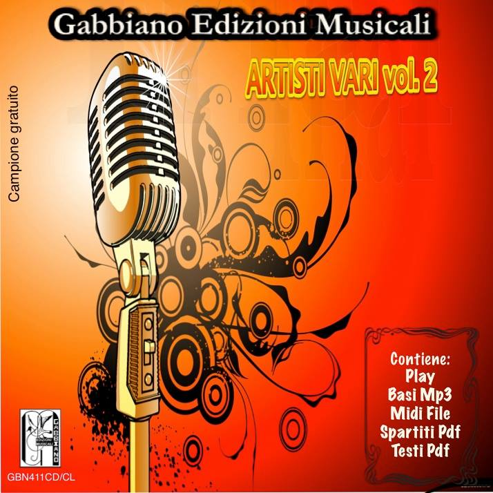 GBN411CD/CL - Artisti vari vol. 2 - Volume 411